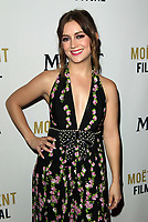 5 January 2018 - Los Angeles, California - Billie Lourd. Moet &amp; Chandon Celebrates the 3rd Annual Moet Moment Film Festival Golden Globes Week held at Poppy in Los Angeles. <br /> CAP/ADM<br /> &copy;ADM/Capital Pictures