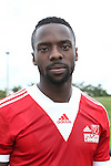 09 January 2015: Boyd Okwuono (North Carolina). The 2015 MLS Player Combine was held on the cricket oval at Central Broward Regional Park in Lauderhill, Florida.