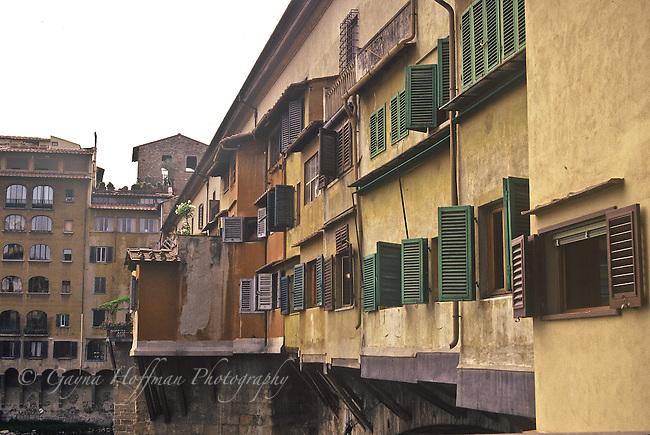Ponte di Vecchio, Florence, IT