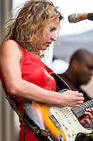 Ana Popovic - 2014 Monterey Jazz Festival