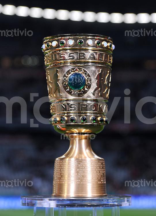 Fussball DFB Pokal:  Saison   2010/2011    2. Hauptrunde  26.10.2010 FC Bayern Muenchen - SV Werder Bremen DER DFB Pokal in der ALLINZ ARENA