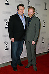 "ERIC STONESTREET, JESSE TYLER FERGUSON. Arrivals to An Evening With ""Modern Family,"" at the Leonard H. Goldenson Theatre, Academy of Television Arts & Sciences. North Hollywood, CA, USA. March 3, 2010."