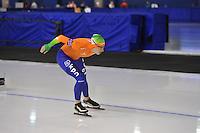 SCHAATSEN: CALGARY: Olympic Oval, 08-11-2013, Essent ISU World Cup, 3000m, Jorien Voorhuis (NED), ©foto Martin de Jong