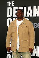 "LOS ANGELES - JUN 22:  Donovan Carter at ""The Defiant Ones"" HBO Premiere Screening at the Paramount Theater on June 22, 2017 in Los Angeles, CA"
