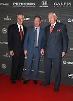 LOS ANGELES, CA - OCTOBER 5 : Bruce Meyer, Tim Allen, Guest, at the Petersen Automotive Museum Gala at The Petersen Automotive Museum in Los Angeles California on October 5, 2018. <br /> CAP/MPIFS<br /> &copy;MPIFS/Capital Pictures
