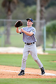 December 28, 2009:  Chris Mathewson (10) of the Baseball Factory Anteaters team during the Pirate City Baseball Camp & Tournament at Pirate City in Bradenton, Florida.  (Copyright Mike Janes Photography)