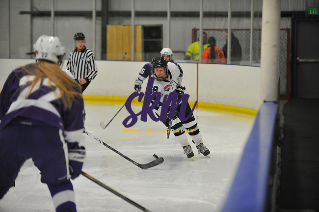SU Women's ice hockey team continues their winning in the new year with a 1-0 OT win over Chatham Saturday evening at the Reisterstown Sportsplex.