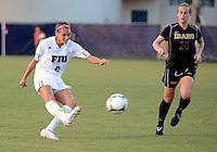 FIU Women's Soccer v. Idaho (9/9/12)