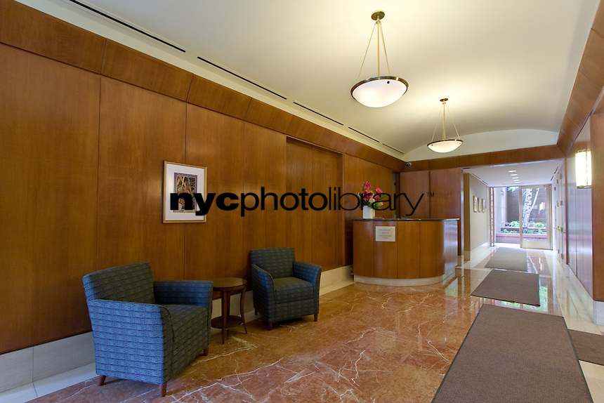 Lobby at 250 South End Avenue