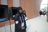 - Milano, Esposizione Mondiale Expo 2015, padiglione del Dubai<br /> <br /> - Milan, the World Exhibition Expo 2015, pavilion of Dubai