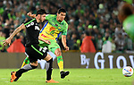 Atlético Huila igualó 0-0 ante Atlético Nacional. Semifinal ida Liga Águila I-2018.