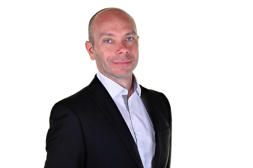 Headshot for Business website