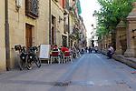Viana.Navarra.Espana.Viana.Navarra.Spain.Rua de Santa Maria.(ALTERPHOTOS/Alfaqui/Acero)