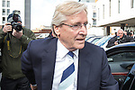 © Joel Goodman - 07973 332324 . 14/05/2013 . Preston , UK . BILL ROACHE MBE arrives at Preston Magistrates Court this morning (Tuesday 14th May 2013) . The Coronation Street star is accused of two counts of rape . Photo credit : Joel Goodman