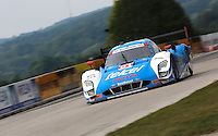 #01 Ford Riley Scott Pruett, Memo Rojas, IMSA Tudor Series Race, Road America, Elkhart Lake, WI, August 2014.  (Photo by Brian Cleary/ www.bcpix.com )