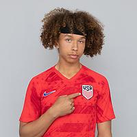 USMNT Portraits, May 26, 2019