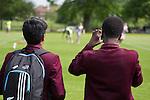 Training. Roslyn Park, London, England. Photo: Marc Weakley