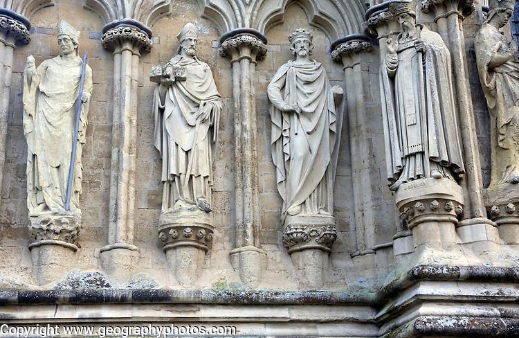 Salisbury cathedral, Wiltshire, England