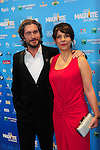 ©F.Andrieu-Bruxelles- 02-02-2013-Magritte du cinéma- Charlie Dupont & Tania Garbarski