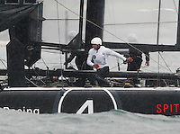 NAPOLI 13/04/2012 WORLD SERIES DELL AMERICAN'S CUP 2012.NELLA FOTO SPITHILL ORACLE.FOTO CIRO DE LUCA