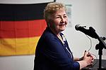 Germany, Berlin, 2018/05/14<br /> <br /> Renée Salzman. Third German-Israeli Wine Summit organised by twin wineries initiative and ELNET on 14/05/2018 at Amano Grand central. (Photo by Gregor Zielke)