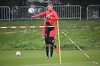 14.10.2015: Eintracht Frankfurt Training