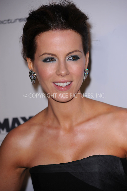WWW.ACEPIXS.COM . . . . . ....December 3 2009, New York City....Actress Kate Beckinsale arriving at the Tribeca Film Institute benefit screening of 'Everybody's Fine' at AMC Lincoln Square on December 3, 2009 in New YorkCity ....Please byline: KRISTIN CALLAHAN - ACEPIXS.COM.. . . . . . ..Ace Pictures, Inc:  ..(212) 243-8787 or (646) 679 0430..e-mail: picturedesk@acepixs.com..web: http://www.acepixs.com