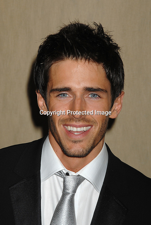 Brandon Beemer..posing for photographers in the Press Room at The 34th Annual Daytime Emmy Awards on June 15,2007 at The ..Kodak Theatre in Hollywood, California. ..Robin Platzer, Twin Images......212-935-0770