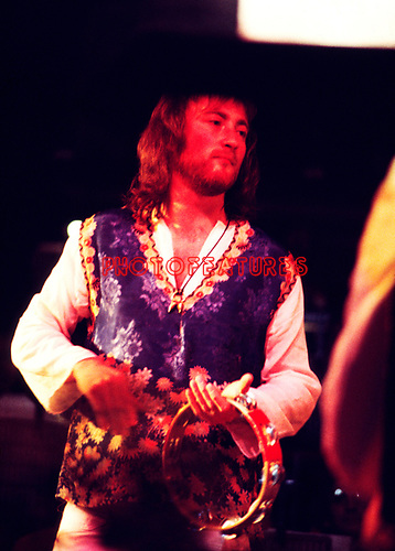 Roger Glover 1975 of Deep Purple during Butterfly Ball at the Royal Albet Hall<br /> © Chris Walter