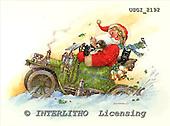 GIORDANO, CHRISTMAS SANTA, SNOWMAN, WEIHNACHTSMÄNNER, SCHNEEMÄNNER, PAPÁ NOEL, MUÑECOS DE NIEVE, paintings+++++,USGI2192,#X#