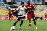 RIO DE JANEIRO, 27.04.2014 - Zeballos do Botafogo durante o jogo contra Internacional disputado neste domingo no Maracanã. (Foto: Néstor J. Beremblum / Brazil Photo Press)