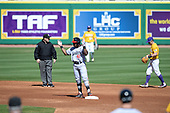 ___, Sunday, February 26, 2017, at LSU's Alex Box Stadium in Baton Rouge, La. LSU won 9-5.