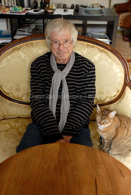 Jean Louis Fournier, French writer.