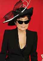 WWW.BLUESTAR-IMAGES.COM Artist Yoko Ono attends 2014 MusiCares Person Of The Year Honoring Carole King at Los Angeles Convention Center on January 24, 2014 in Los Angeles, California.<br /> Photo: BlueStar Images/OIC jbm1005  +44 (0)208 445 8588