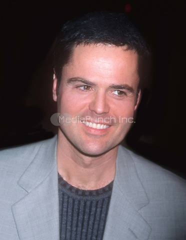 Donny Osmond 1999<br /> Photo By John Barrett/PHOTOlink.net /MediaPunch