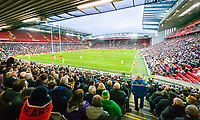 Picture by SWpix.com - Anfield, Liverpool, England - Anfield will play host to the Rugby League World Cup 2021.