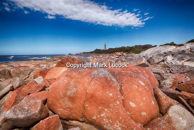 Eddystone Point and Lighthouse, Mount William National Park, Tasmania
