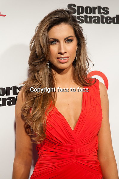 NEW YORK, NY - FEBRUARY 12: Katherine Webb attends the Sports Illustrated 2013 Swimsuit edition Launch Party hosted by Crimson in New York City...Credit: MediaPunch/face to face..- Germany, Austria, Switzerland, Eastern Europe, Australia, UK, USA, Taiwan, Singapore, China, Malaysia and Thailand rights only -