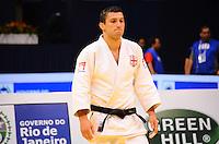 RIO DE JANEIRO, RJ,30 DE AGOSTO DE 2013 -CAMPEONATO MUNDIAL DE JUDÔ RIO 2013- Varlam Liparteliani da Geórgia (de branco) foi derrotado na final pelo cubano Asley Gonzales, medalha de ouro na categoria -90kg no Mundial de Judô Rio 2013, no Maracanazinho de 26 de agosto a 01 de setembro, zona norte do Rio de Janeiro.FOTO:MARCELO FONSECA/BRAZIL PHOTO PRESS