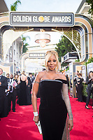 Nominated for BEST PERFORMANCE BY AN ACTRESS IN A SUPPORTING ROLE IN A MOTION PICTURE for her role in &quot;Mudbound,&quot; actress Mary J. Blige arrives at the 75th Annual Golden Globe Awards at the Beverly Hilton in Beverly Hills, CA on Sunday, January 7, 2018.<br /> *Editorial Use Only*<br /> CAP/PLF/HFPA<br /> &copy;HFPA/PLF/Capital Pictures