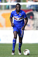 Omar Colley<br /> Temu (BS) 20-07-2019 Football friendly match pre season 2019/2020 Sampdoria - Real Vicenza <br /> Photo Daniele Buffa / Image / Insidefoto