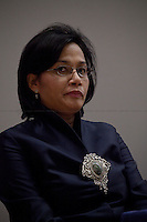 Sri Mulyani Indrawati, managing director of the World Bank - 2012<br />