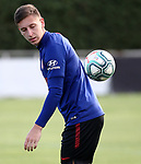 Atletico de Madrid's Ivan Saponjic during training session. May 26,2020.(ALTERPHOTOS/Atletico de Madrid/Pool)
