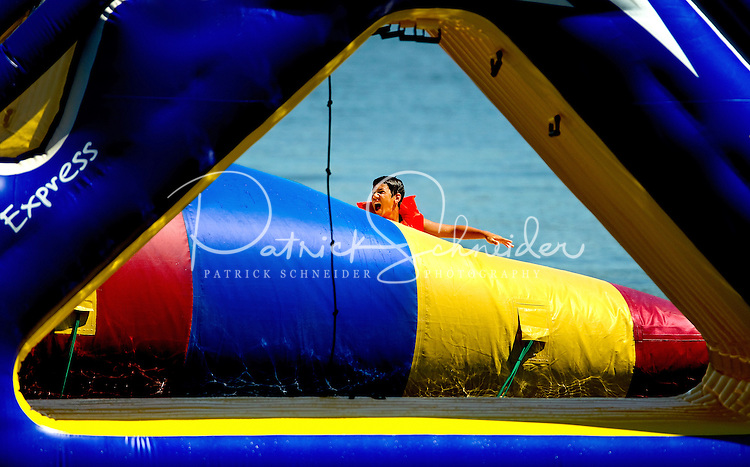 Because of its location on the shore of Lake Wylie, YMCA resident Camp Thunderbird has built a national reputation for its water programs, which include water skiing, swimming, wakeboarding, sailing, canoeing, kayaking, water slides and more. Camp Thunderbird opened in 1936. It is one of several YMCA camps located in the Carolinas. The 100-acre camp is located about 20 minutes from downtown Charlotte, North Carolina.