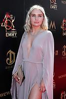 PASADENA - May 5: Eva Paris Cicinyte at the 46th Daytime Emmy Awards Gala at the Pasadena Civic Center on May 5, 2019 in Pasadena, California