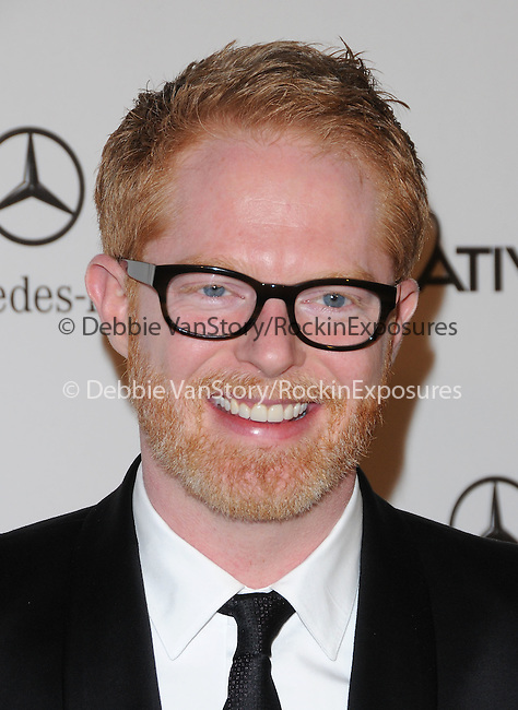 "Jesse Tyler Ferguson attends the Art of Elysium 4th Annual Charity Gala ""Heaven"" held at The Annenberg Building at The California Science Center in Los Angeles, California on January 15,2011                                                                               © 2010 DVS / Hollywood Press Agency"