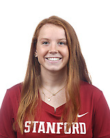 Stanford, CA - September 20, 2019: Liana McDonnell, Athlete and Staff Headshots