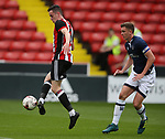 David Parkhouse of Sheffield Utd during the U23 Professional Development League Two match at Bramall Lane Stadium, Sheffield. Picture date 18th August 2017. Picture credit should read: Simon Bellis/Sportimage