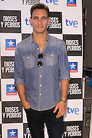 "Ricard Sales attends the ""DIOSES Y PERROS "" Movie presentation at Kinepolis Cinema in Madrid, Spain. October 6, 2014. (ALTERPHOTOS/Carlos Dafonte) /nortephoto.com"