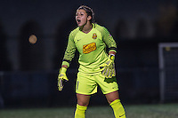 Allston, MA - Wednesday Sept. 07, 2016: Sabrina D'Angelo during a regular season National Women's Soccer League (NWSL) match between the Boston Breakers and the Western New York Flash at Jordan Field.